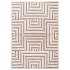 jaipur fables rug timber wolf white sand