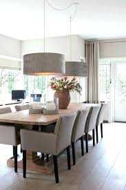 dining tables hanging chandelier over dining table light kitchen how high to hang is a