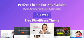 Wordpress Resume Theme Awesome Clean And Minimal Astra Free WordPress Theme Review WPEntire