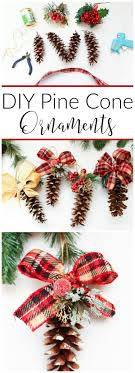 Pine Cone Christmas Decorations 25 Best Pine Cone Christmas Tree Ideas On Pinterest Holiday