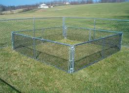 outdoor portable pet fence