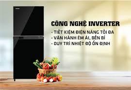 Tủ lạnh Toshiba Inverter 180 lít GR-B22VU (UKG) giá rẻ hàng chính hãng