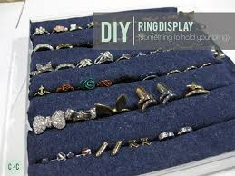diy s how to make ring anizers pretty designs