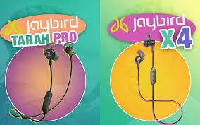 Jaybird Tarah Pro Vs X4 Review Wireless Headphones Video