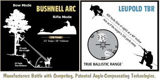 Angle Range Compensation Chart Nz Hunting And Shooting Forums