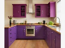 Wall Mounted Kitchen Cabinets Small Apartment Kitchen Ideas With Brown Wooden Finished Floating