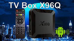 <b>X96Q</b> Смарт ТВ БОКС Allwinner H313 <b>Android 10</b> ТВ-приставка ...