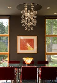 impressive light fixtures dining room ideas dining. Amazing Glass Ring Chandeliers Decorating Ideas Gallery In Dining Room Eclectic Design Impressive Light Fixtures I