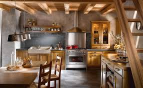 Tuscan Kitchens Attractive Tuscan Kitchen With Natural Lookattractive Tuscan