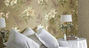 Beautiful Wallpaper Design For Home Decor Modern Wallpaper Combinations for Interior Decorating with Flowers 92