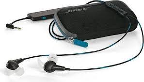 bose in ear noise cancelling headphones. bose quietcomfort 20i acoustic noise cancelling headphones in ear o