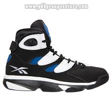 reebok basketball shoes pumps. real men\u0027s reebok insta pump shaq attaq 4 retro basketball shoes black/white outlet pumps