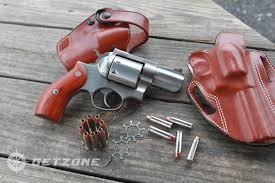 ruger redhawk 357 magnum revolver with holster