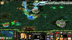 gameplay warcraft 3 frozen throne dota 1080p full hd youtube