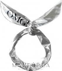 Double Dare Omg! <b>Platinum</b> Hairband Silver - <b>Повязка</b>-бант ...