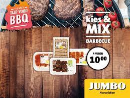 barbecue vlees jumbo