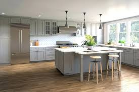 formidable nova kitchen and bath light gray