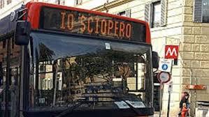 public transport strikes rome when is