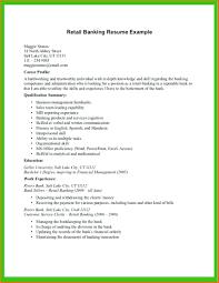 Banking Resume Sample Resume Bank Resume Sample 22