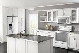 kitchen design white cabinets stainless appliances. (Image Credit: Whirlpool) Kitchen Design White Cabinets Stainless Appliances K