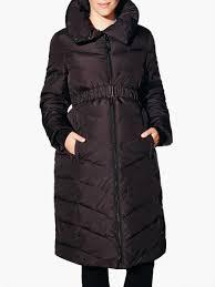 long puffer winter coat