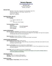 Build A Free Resume And Print Resume Build Resume For Free And Save