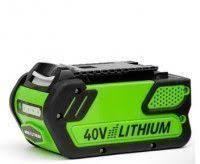 <b>Аккумулятор Monferme 40V</b> G=MAX Lithium-Ion 4 А*ч, цена с фото ...