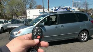 2005 Toyota Sienna 3.3 XLE Limited - YouTube