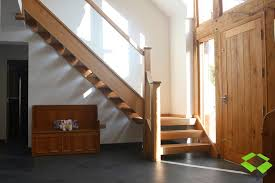 ... Square Spindles Open Plan Stair Without Nosings