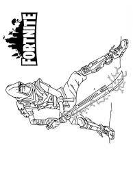 Kleurplaten En Zo Kleurplaat Van Fortnite Battle Royale 5