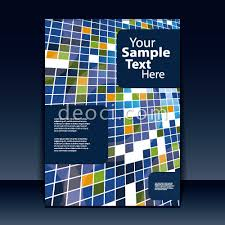 blue plaid creative cover design vector template eps file   gt vector templates gt vector album gt blue plaid creative cover design vector template eps file format