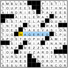 What Circles In A Venn Diagram Do Crossword Clue Rex Parker Does The Nyt Crossword Puzzle Colorados