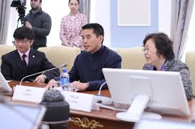 КФУ и bisu откроют совместный модуль магистратуры с двойным дипломом  Китай КФУ bisu Китай магистратура двойной диплом сотрудничество