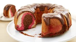 Neapolitan Cake Recipe BettyCrocker