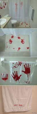 Halloween Bathroom Accessories 25 Best Ideas About Horror Party On Pinterest Diy Halloween