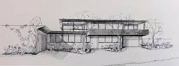 csh 1 drawing architectural drawings of modern houses7 modern