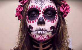 the best sugar skull makeup looks for wallpaper amazing styles ideas looks of puter hd