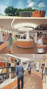 Интерьер книжного магазина и читального зала Галерея ru дизайн концепт дипломная работа