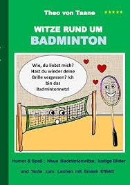 Amazoncom Witze Rund Um Badminton Humor Spass Neue