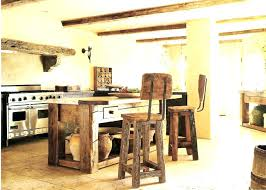 rustic stools for kitchen rustic kitchen island stools brilliant rustic kitchen island bar of rustic reclaimed