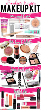 all inclusive makeup kit