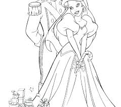 Disney Princess Color Pages Free Princess Coloring Pages Free Games