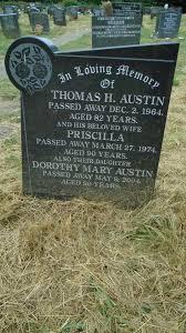 Priscilla Austin (1884-1974) - Find A Grave Memorial