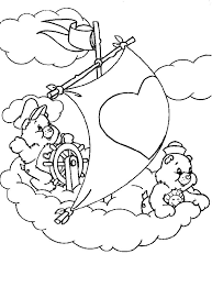 Small Picture 20 best Care Bears Coloring Pages images on Pinterest Care bears