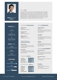 Design Resume Extraordinary Designer Resume Template 28 Free Word Excel PDF Format Download