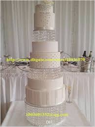 all our cake stands are made with acrylic crystals and constructed with only the best acrylic