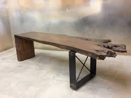 rustic tree furniture. inspiring rustic metal furniture 17 best images about benches on pinterest industrial wood steel tree
