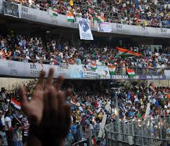 Wankhede Seating Chart Ticket Rates For India England Test At Wankhede Slashed