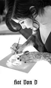 <b>Kat Von D</b> | High Voltage Tattoo