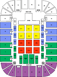 Berglund Center Seating Chart Farewell Captain Chicago Tickets 2019 Farewell Captain